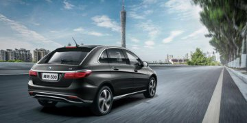 ​Daimler launches new Denza electric vehicle for Chinese market
