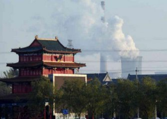 Beijing to phase out coal use in 450 villages