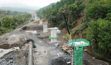 ​China-Laos railway cross-border tunnel construction proceeds smoothly