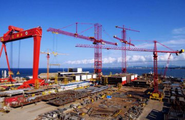 China plans merger of shipbuilders to create behemoth