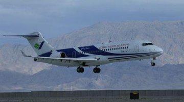 China-made jetliner completes crosswind flight test