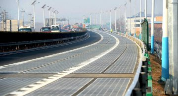 Chinas solar expressway generates 96,000 kWh of power in 3.5 months
