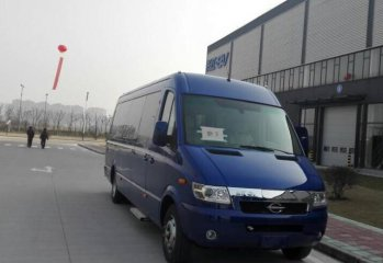 FDG builds 400,000-vehicle NEV plant in SW China