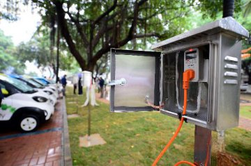 Zhejiang to build 5,000 more charging poles for electric cars by 2020
