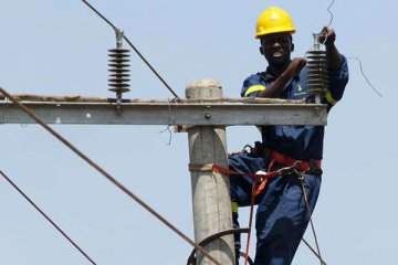 Chinese-built electricity poles plant inaugurated in South Sudan