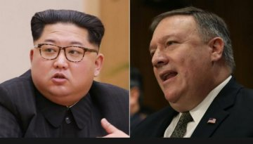 Trump confirms CIA chiefs meeting with DPRKs Kim