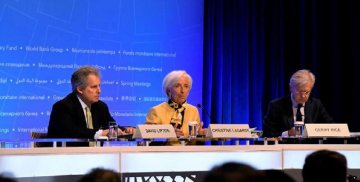 IMF chief urges policymakers to steer clear of all protectionist measures