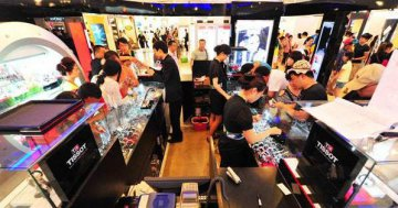 ​Hainan duty-free sales top 5.9 bln USD in 7 years