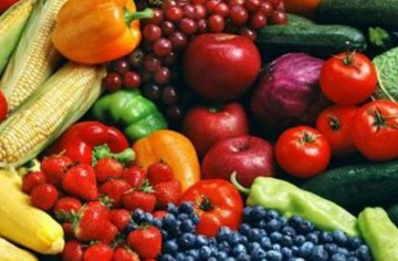 Chinas farm produce prices retreat last week