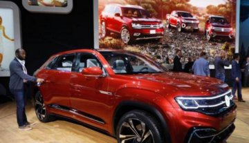 Volkswagen, partners to invest 15 bln euros in electric vehicles