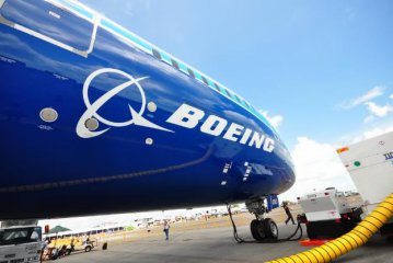 Boeing reports strong Q1 results with revenue hitting 23.4 bln dollars