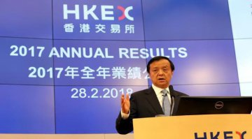 HKEX opens doors for innovative firms