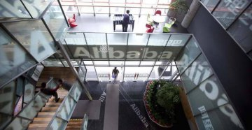 ​Alibaba net income up 47 pct in last fiscal year