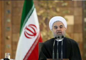 Irans president seeks world powers help in nuke deal if U.S. quits