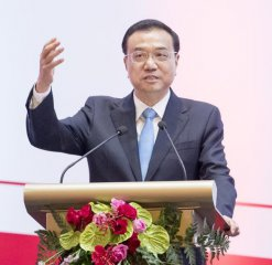 Chinese premier reaffirms commitment to free trade