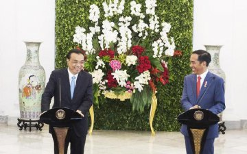 China to increase agricultural imports from Indonesia: premier