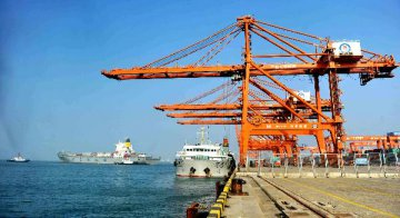 Chinas foreign trade up 8.9 pct in first four months