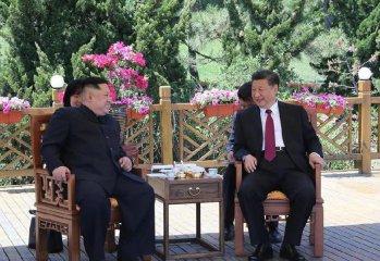 Xi Jinping, Kim Jong Un hold talks in Dalian