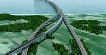 Bangladesh to construct the Padma Bridge rail link with loan from China