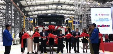 Chinas truck manufacturing giant opens first assembly plant in Algeria