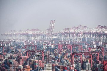 Chinas foreign trade to continue stabilizing in 2018: MOC
