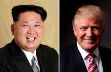 Trump says meeting with DPRKs Kim in Singapore on June 12