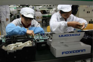 ​China approves IPO of Foxconn Industrial Internet Co.