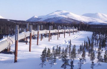 Alaska state poised to sell natural gas to China