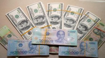 Vietnam raises reference foreign exchange rate