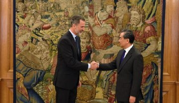 Belt and Road initiative enriches Spain-China cooperation