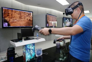 China to support VR technology R&D