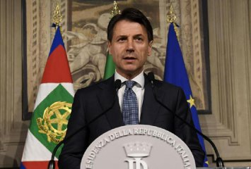 Law professor Giuseppe Conte named Italys new PM