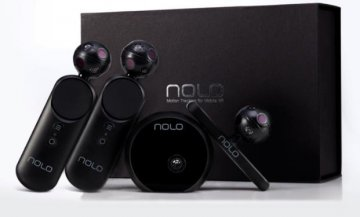 ​Chinese VR start-up NOLO VR finishes A-round financing