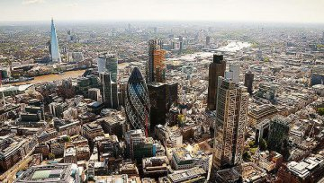 London reports steepest fall in house prices since 2009