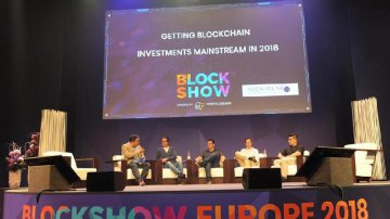 ​Professionals discuss in Berlin on blockchain application and development
