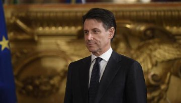 ​Govt of Italian PM Conte sworn in