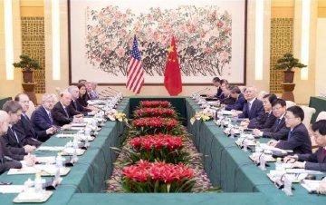 China issues statement on Sino-U.S. trade talks
