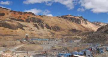 ​Chinese company to invest 1.3 bln USD in Perus copper mine
