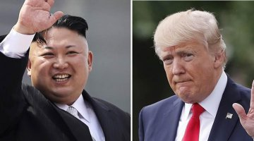 White House says Trump-Kim meeting scheduled for 9:00 a.m. on June 12