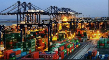 Chinas foreign trade up 8.8 pct in first five months