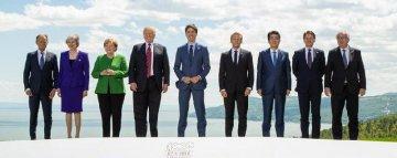 G7 summit kicks off in Canada amid trade disputes between U.S., allies