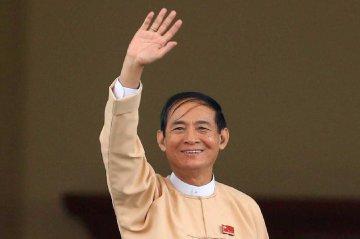 Myanmar president to visit Thailand, attend regional summits
