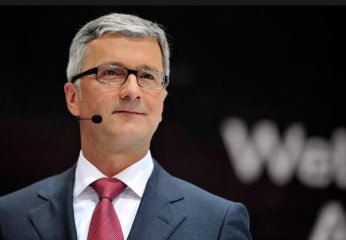 "Audi CEO Stadler named as suspect by German authorities in ""dieselgate"""