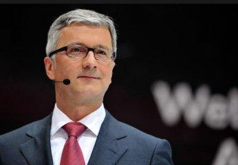 """Audi CEO Stadler named as suspect by German authorities in """"dieselgate"""""""