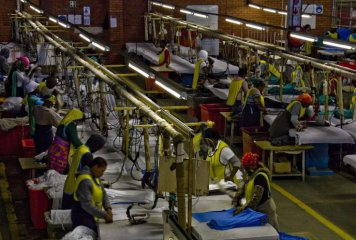 Kenya woos Chinese investment in manufacturing