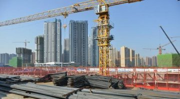 Chinas property development investment up 10.2 pct in January-May