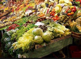 Chinas farm produce prices retreat slightly