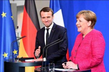 Merkel, Macron agree on major EU reforms