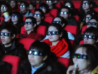 Chinese film market drives global box office growth in 2017: report