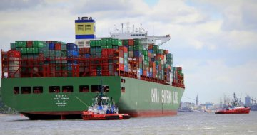 Chinas trade surplus shrinks in first five months